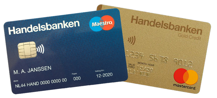 debit card and credit card